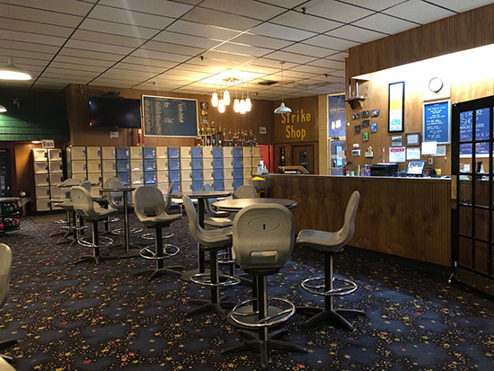 Kingstown Bowl Front Desk